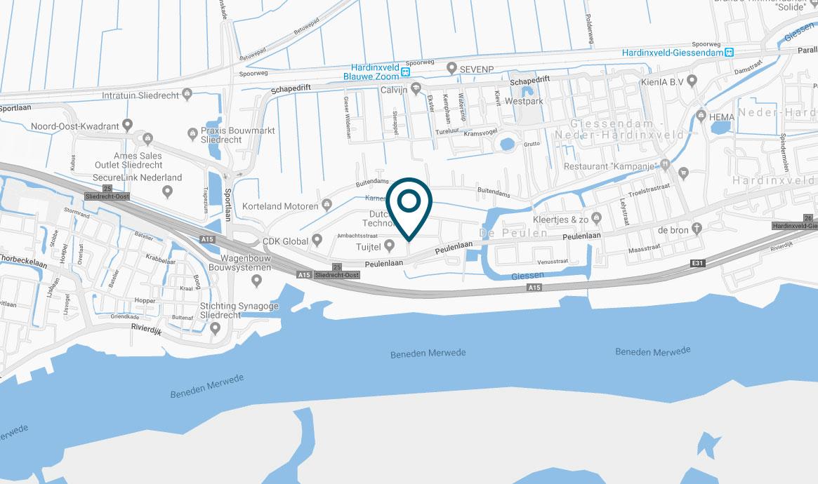 Google Maps Adress
